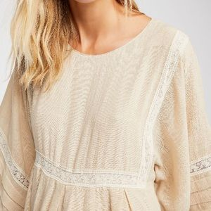 Textured Paloma Mini DRESS